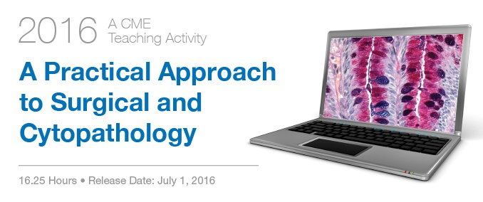2016 A Practical Approach to Surgical and Cytopathology